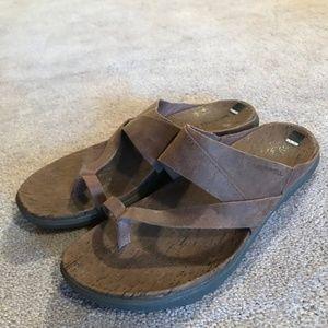 Merrell around town sandals SZ 9.5/10